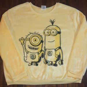 Other - NWOT Minion Sweatshirt